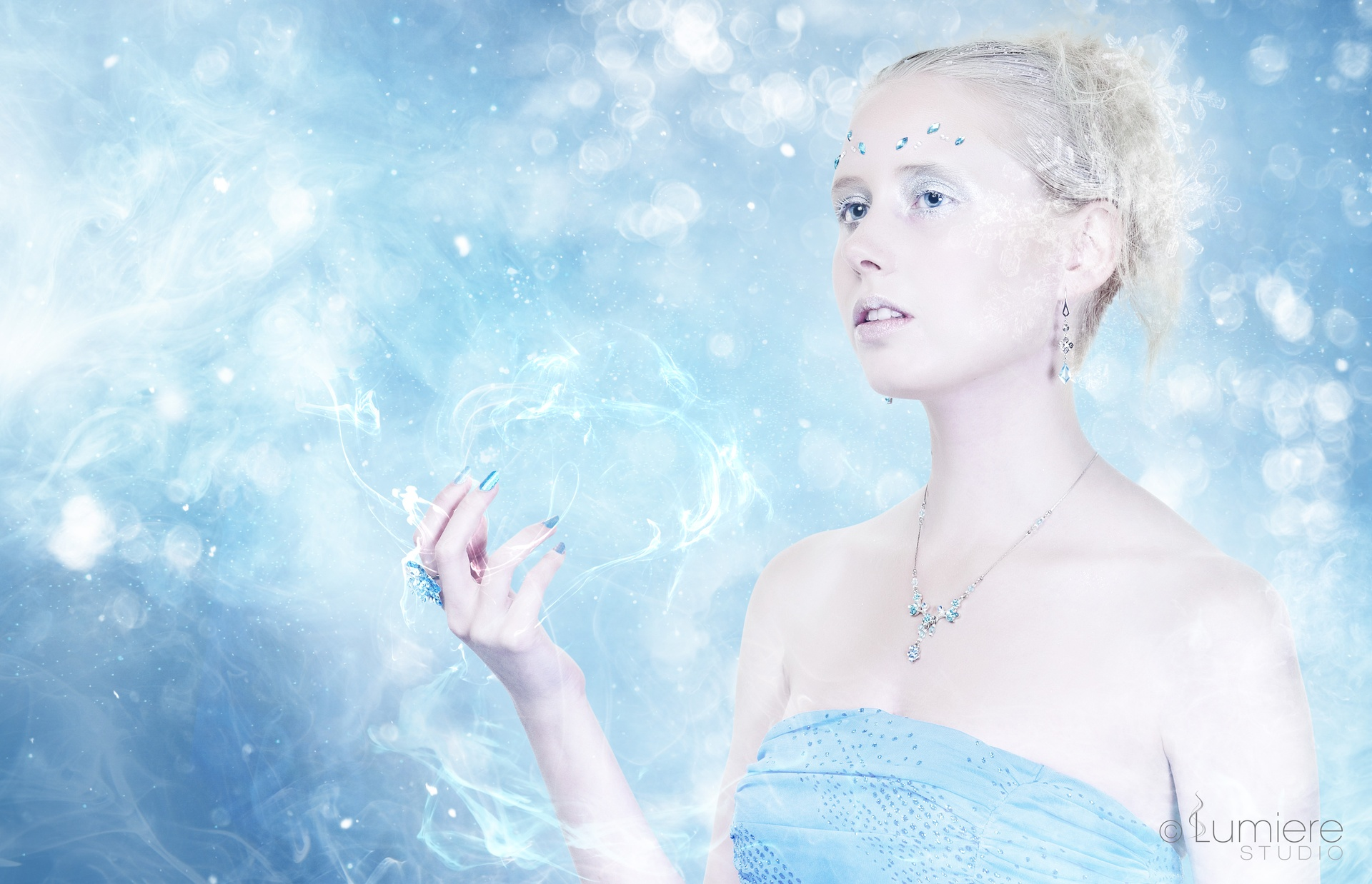 Snow Queen Shoot